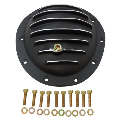 Racing Power Company R5077BK Differential Cover Black