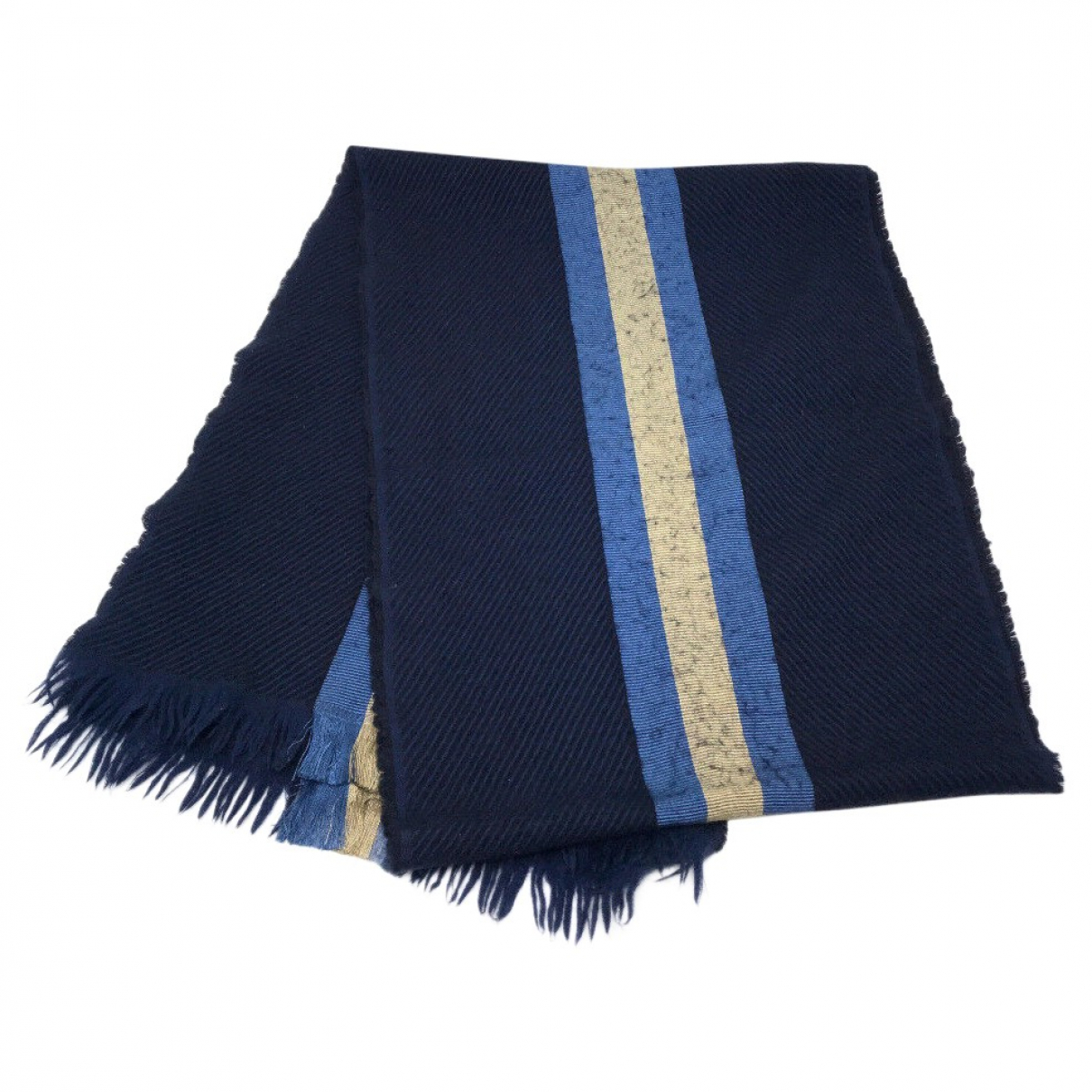 Gucci - Cheches.Echarpes   pour homme en laine - multicolore