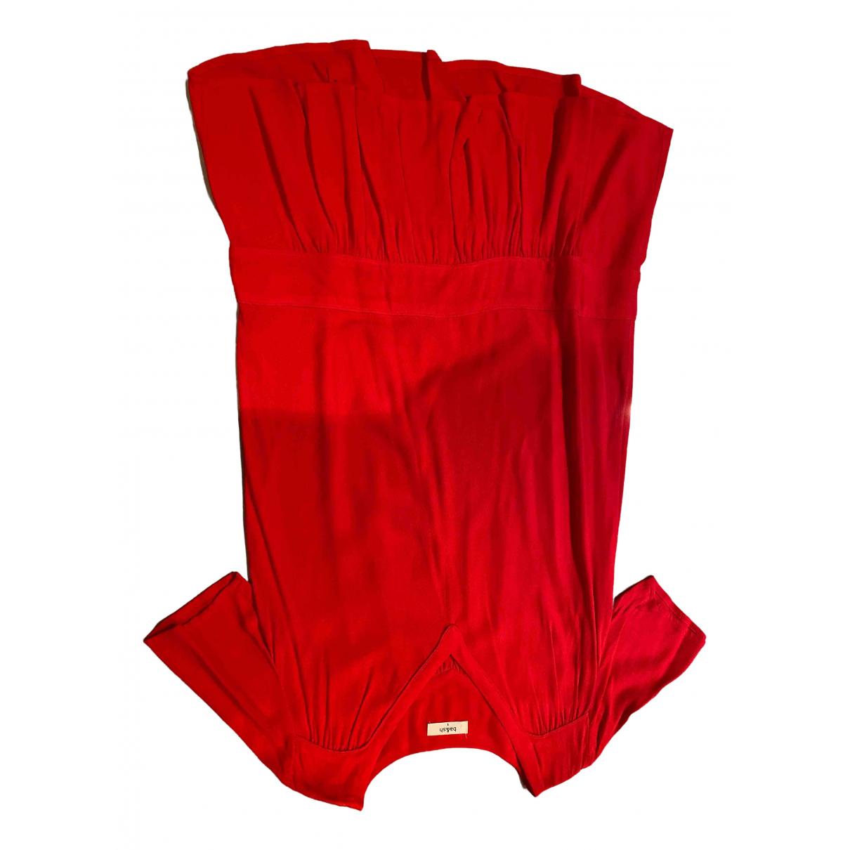 Ba&sh - Robe   pour femme - rouge