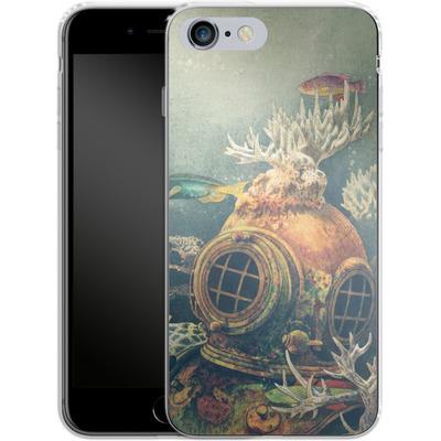 Apple iPhone 6s Plus Silikon Handyhuelle - Sea Change von Terry Fan