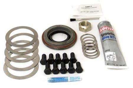 Dana 30 TJ Minor Ring And Pinion Installation Kit G2 Axle and Gear 25-2031
