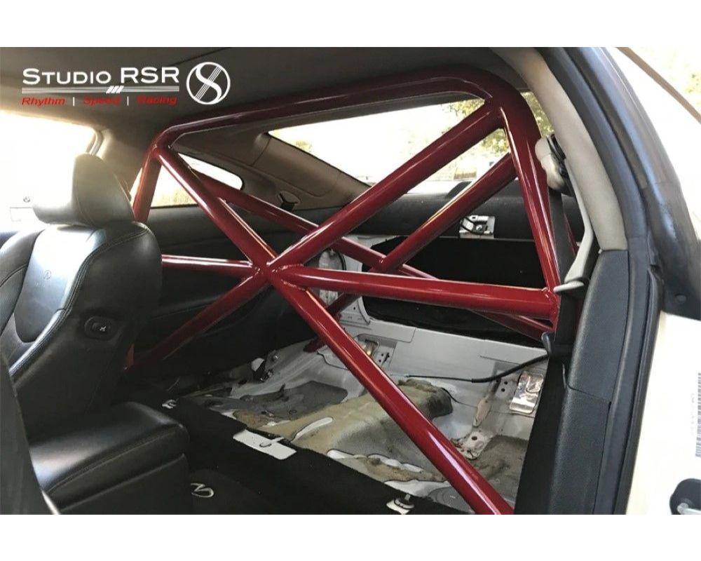 Studio RSR RSR-Infiniti-G37 Roll Cage|Roll Bar Infiniti G37 Coupe 2008-2013