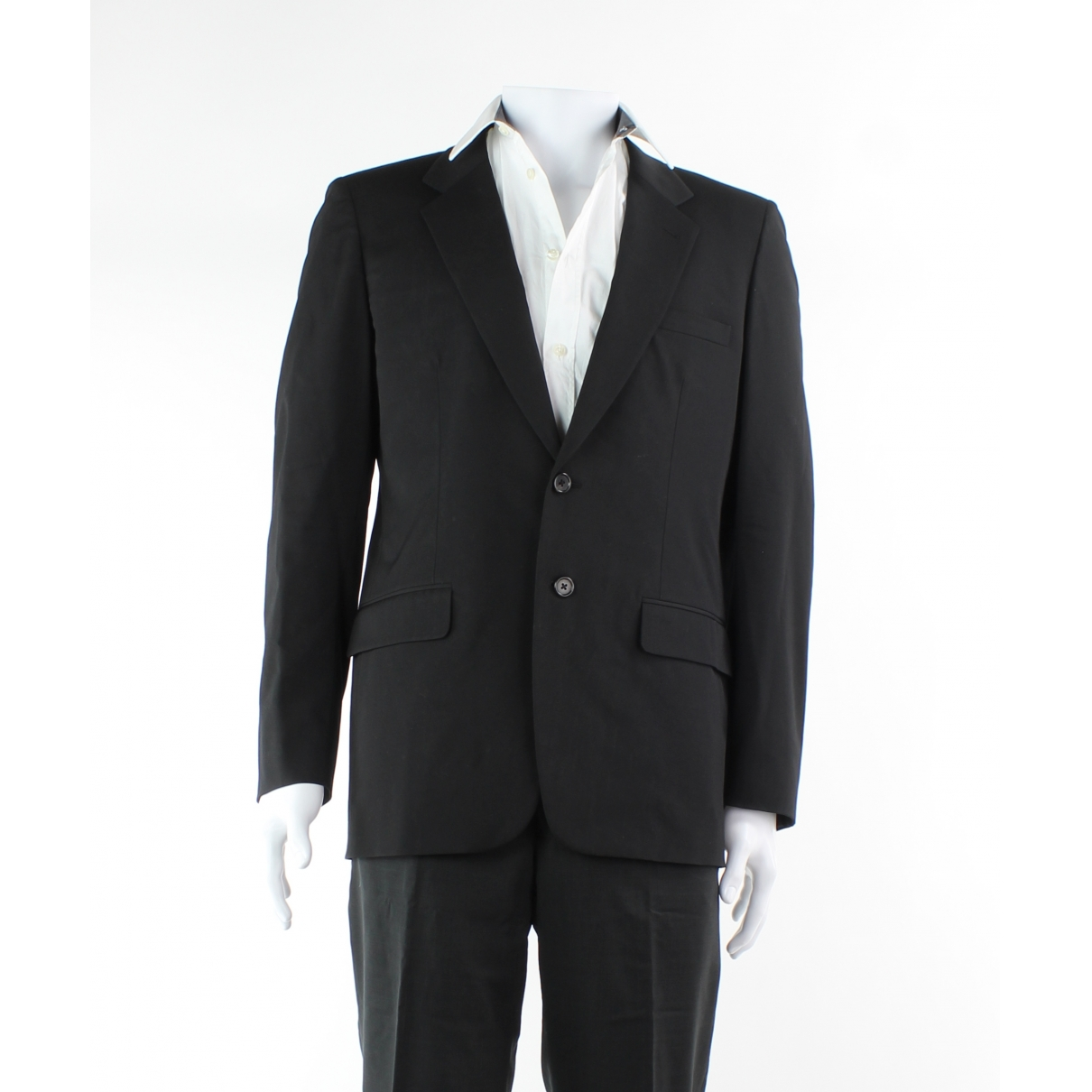 Prada \N Black Wool jacket  for Men 52 FR