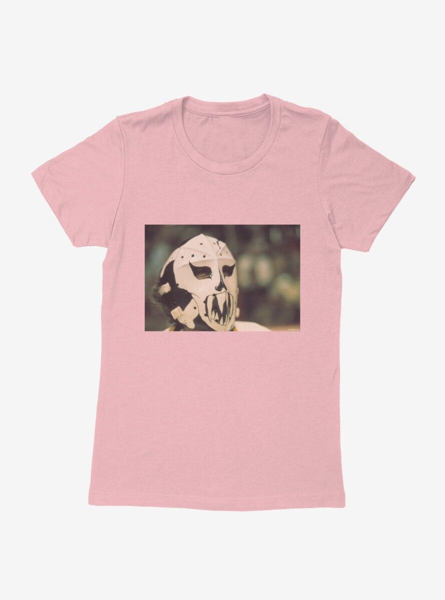 Slapshot Mask Womens T-Shirt