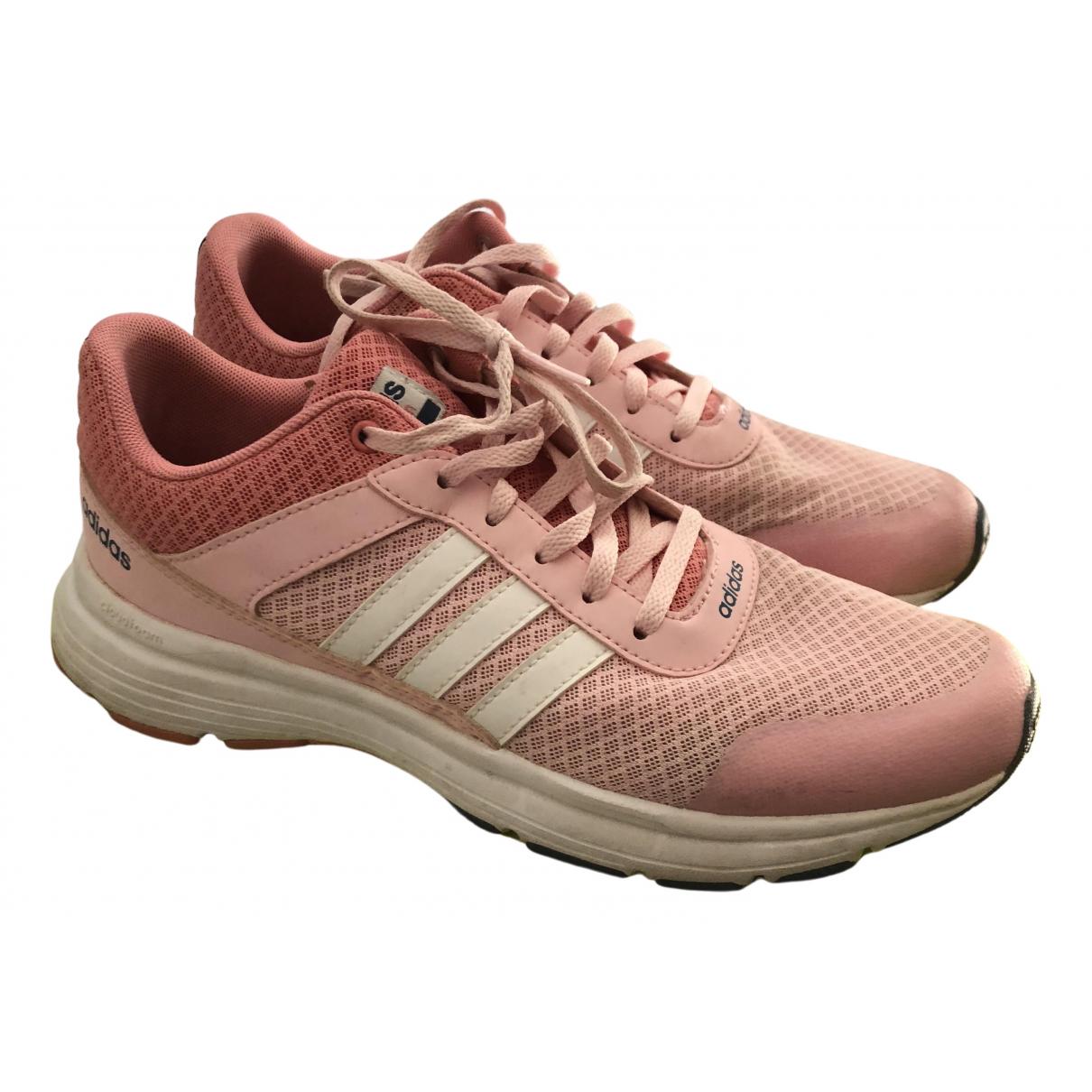 Adidas - Baskets   pour femme - rose