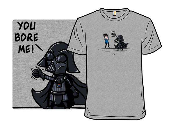 Space Wars T Shirt