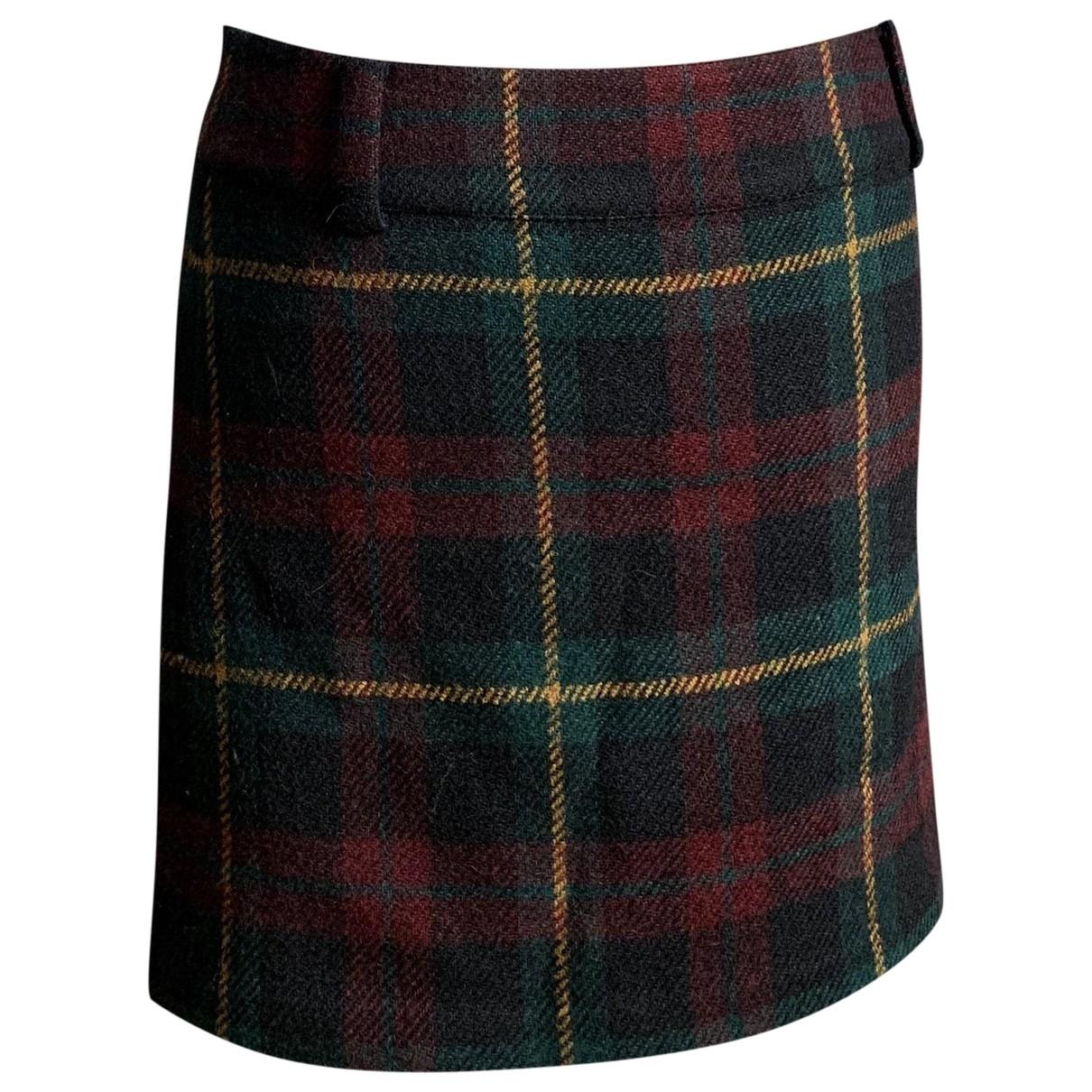 Polo Ralph Lauren \N Wool skirt for Women 4 US