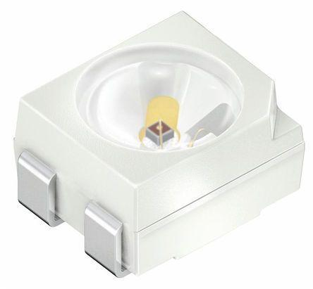 OSRAM Opto Semiconductors 2.15 V Amber LED PLCC 4 SMD,Osram Opto Power TOPLED LA ETSF-AABA-24-1 (25)