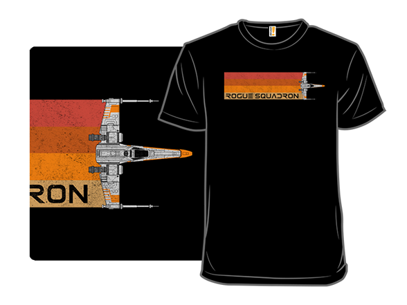Rogue Squadron T Shirt