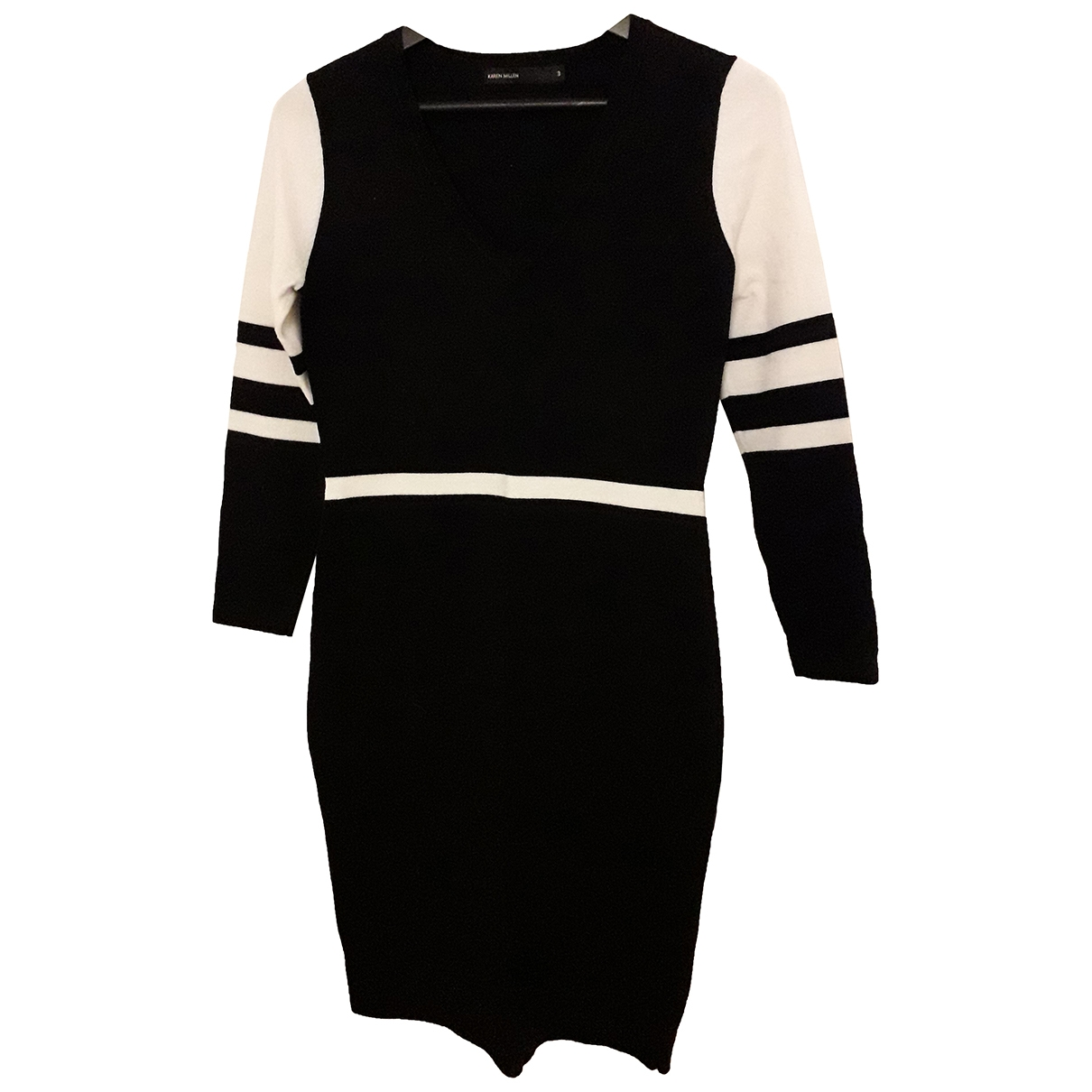Karen Millen - Robe   pour femme - noir