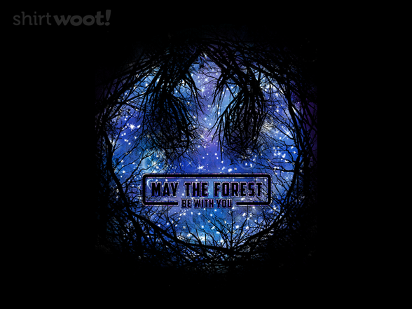I Am One With The Forest T Shirt