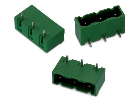 Wurth Elektronik , WR-TBL, 3134, 7 Way, 1 Row, Horizontal PCB Header (150)