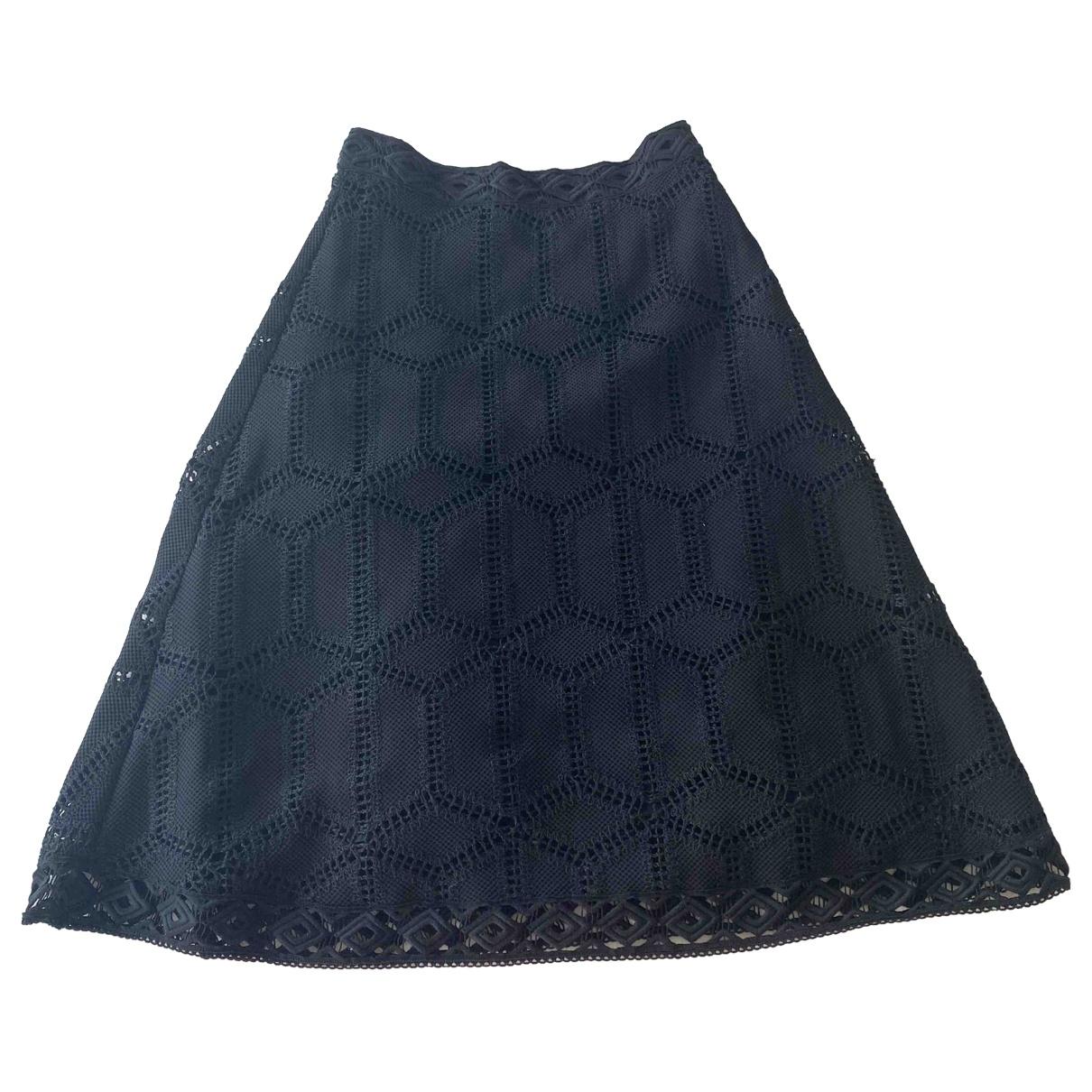 Ba&sh - Jupe Fall Winter 2019 pour femme en coton - noir