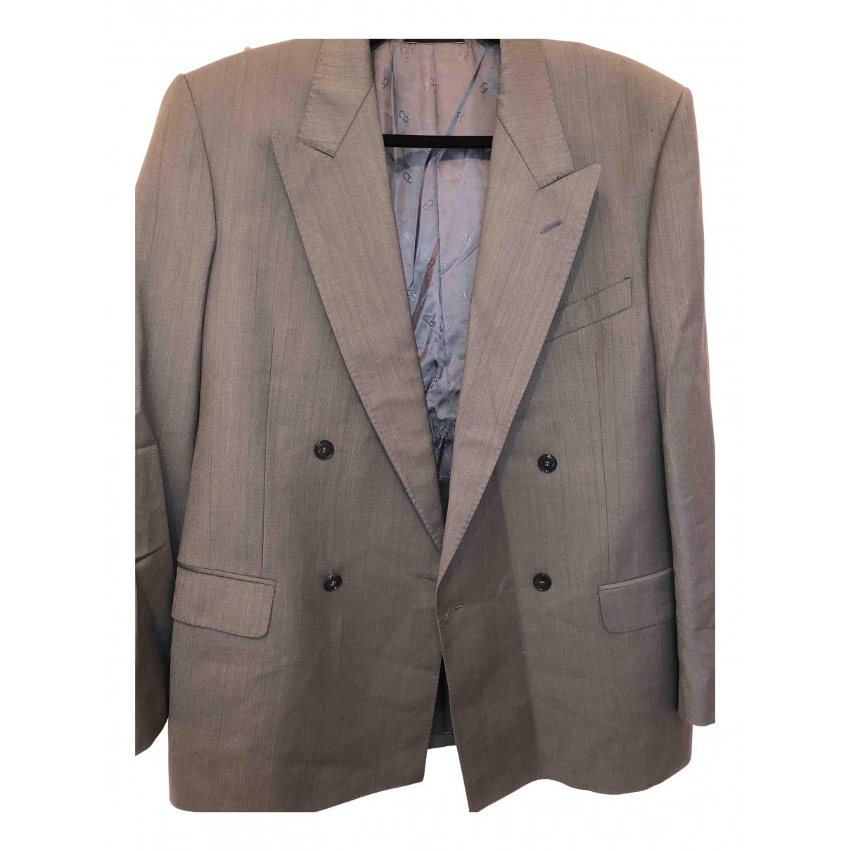 Dior - Vestes.Blousons   pour homme en autre - gris