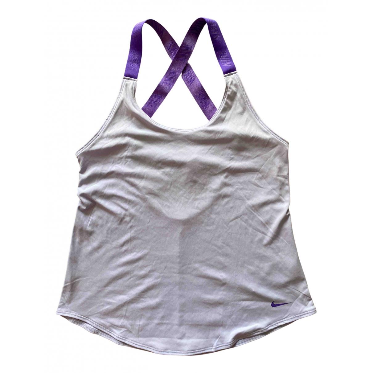 Nike - Top   pour femme - violet