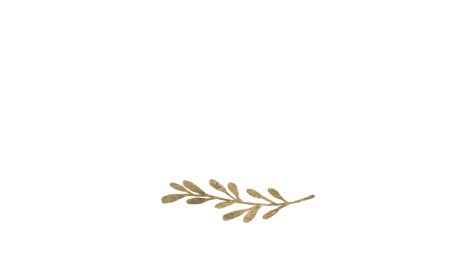 Matching Suites Business Cards, Set of 40, Card & Stationery -Wedding Place Card Gold Leaves by Tumbalina
