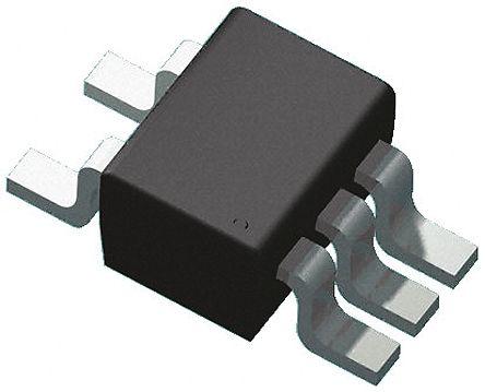 DiodesZetex ZXLD383ET5TA, LED Driver, 0.9 → 3.3 V, 5-Pin TSOT-23 (10)