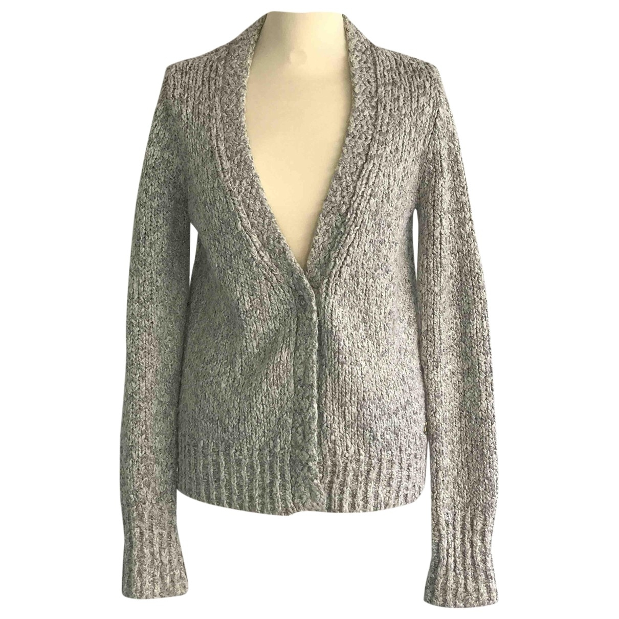 Maison Scotch \N Pullover in  Beige Wolle