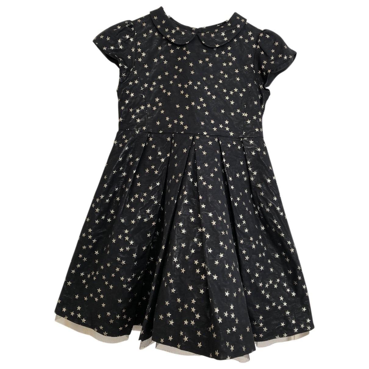 Bonpoint - Robe    pour enfant - noir