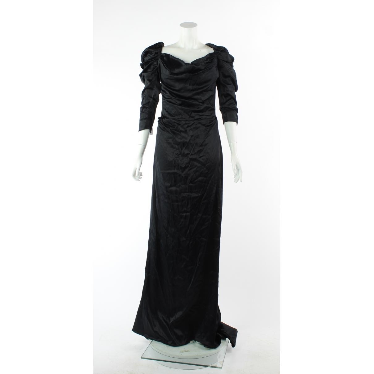 Vestido de Seda Vivienne Westwood