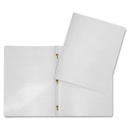 Hilroy DUO-TANG pr esentation cover, lettre taille, 1 couvercle par paquet - blanc 222794