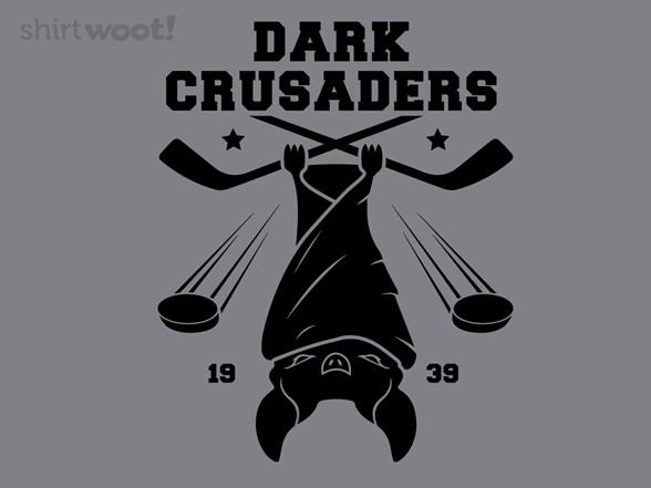 Dark Crusaders T Shirt