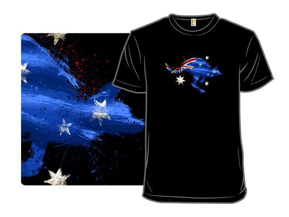 Aussie Aussie Aussie T Shirt