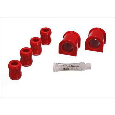 Energy Suspension Sway Bar Bushing Set (Red) - 2.5107R