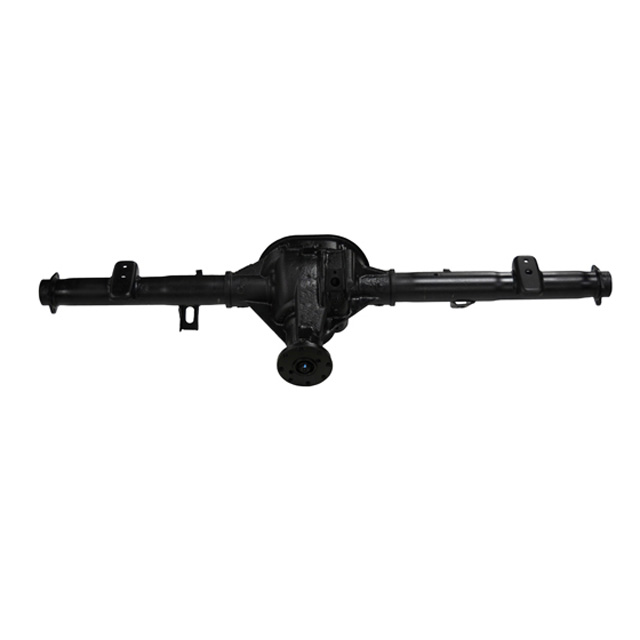 Reman Complete Axle Assembly for Ford 7.5 Inch 1998 Ford Ranger 4.11 Ratio 10 Inch Drum Brakes Posi LSD Zumbrota Drivetrain RAA435-1930F-P