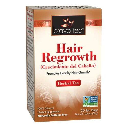 Hair Regrowth Tea 20 Bags by Bravo Tea & Herbs