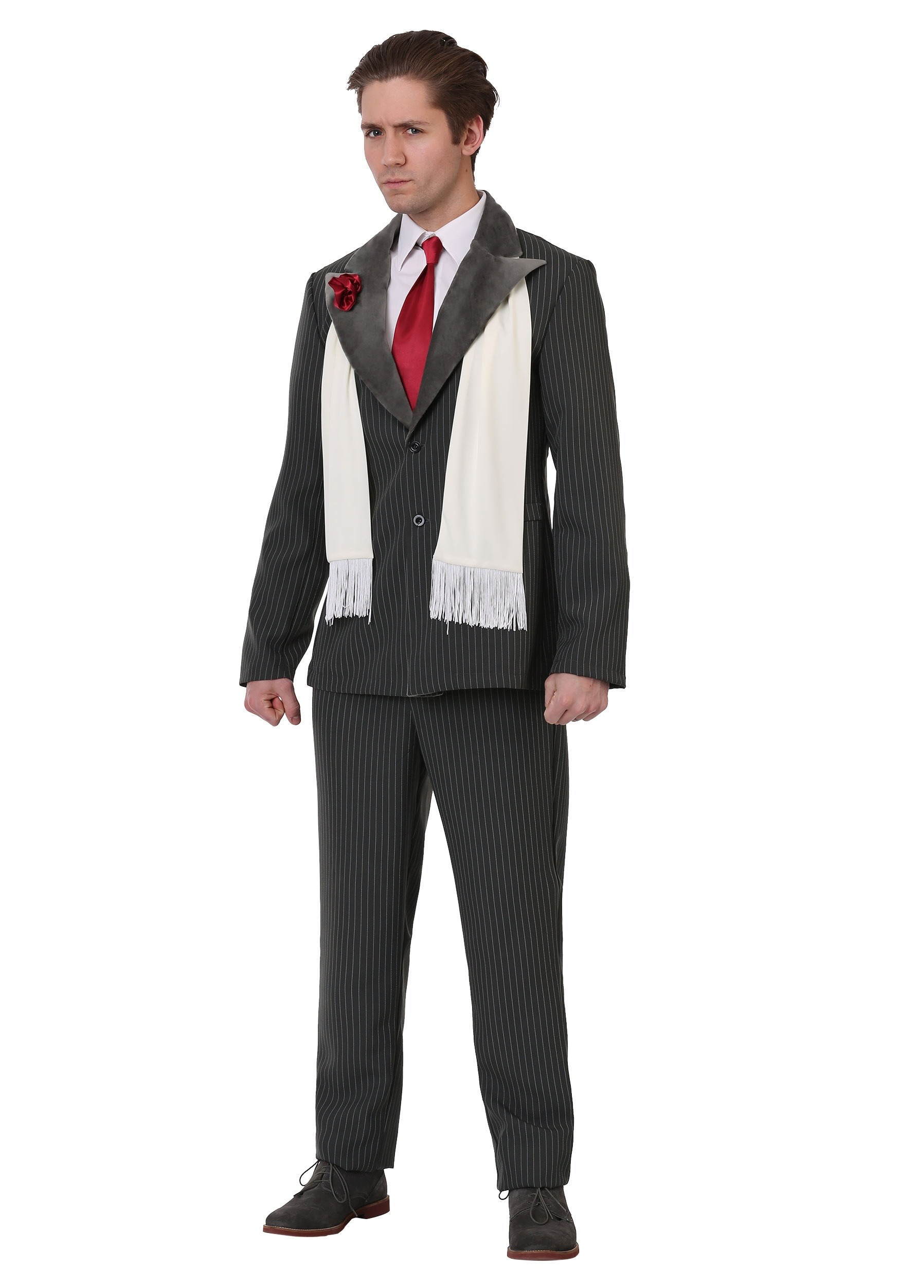 Vicious Gangster Mens Costume
