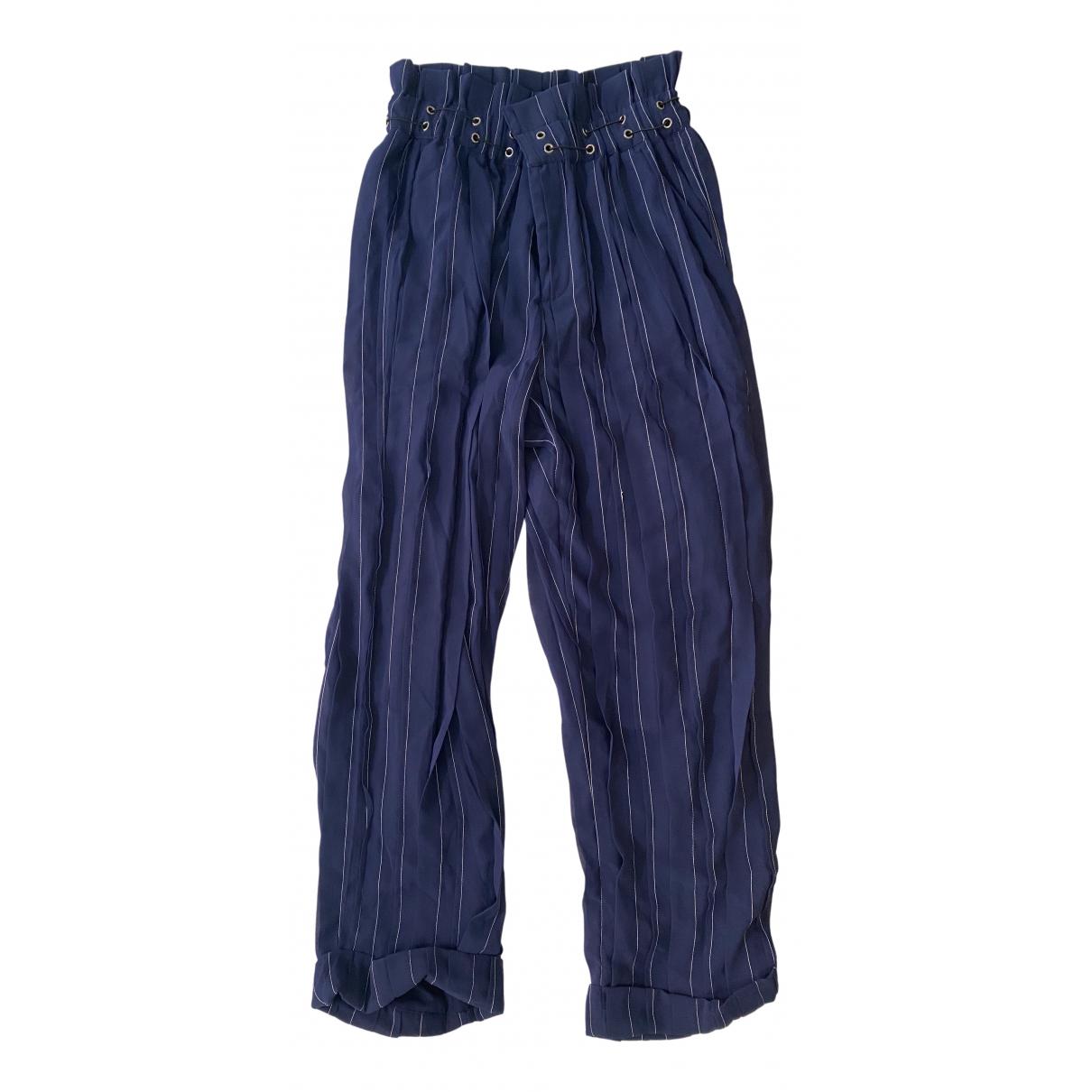 Tularosa - Pantalon   pour femme - bleu
