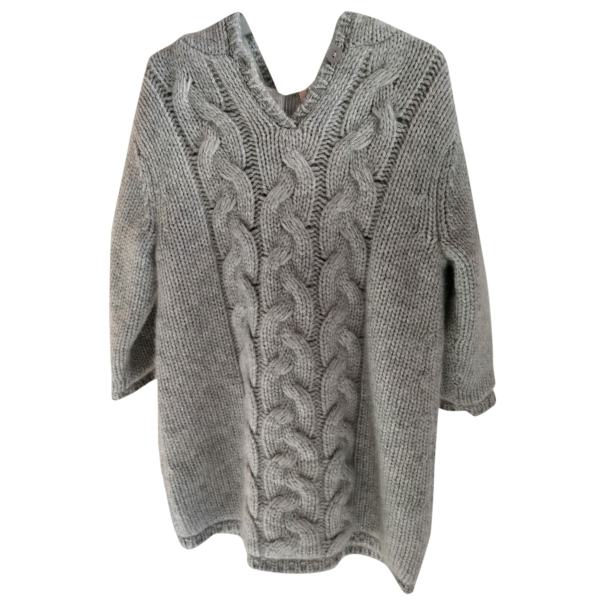 Bonpoint \N Grey Cashmere Knitwear for Kids 18 months - up to 81cm FR