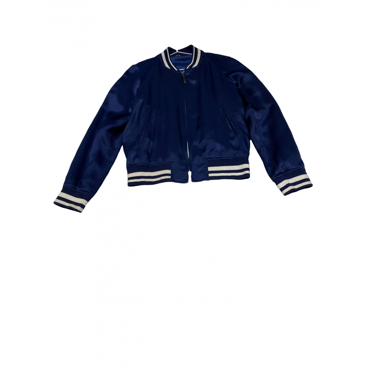Louis Vuitton \N Blue jacket  for Men 46 IT