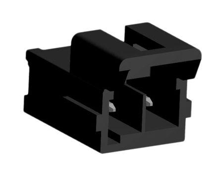 Molex , Ultra-Fit, 172286, 2 Way, 1 Row, Vertical PCB Header (20)