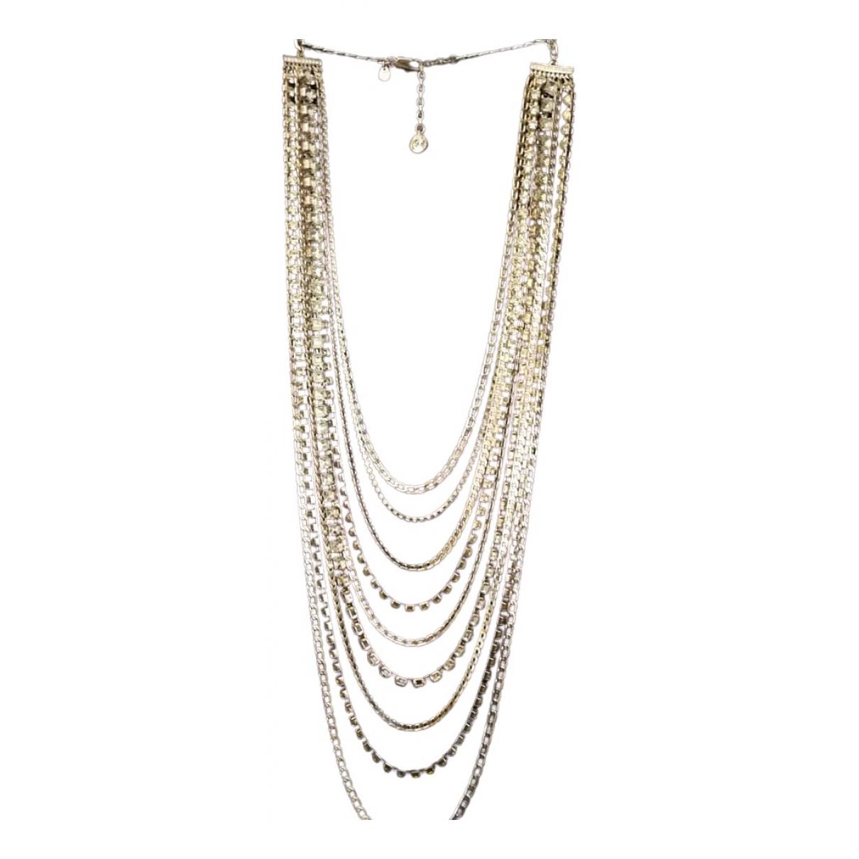 Dyrberg/kern \N Halskette in  Silber Versilbert