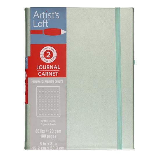 9 Pack: Mint Dot Journal By Artist's Loft™ | Michaels®