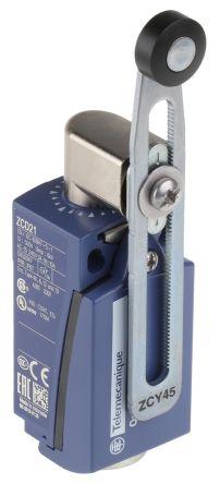 Telemecanique Sensors , Snap Action Limit Switch - Zinc Alloy, NO/NC, Lever, 240V
