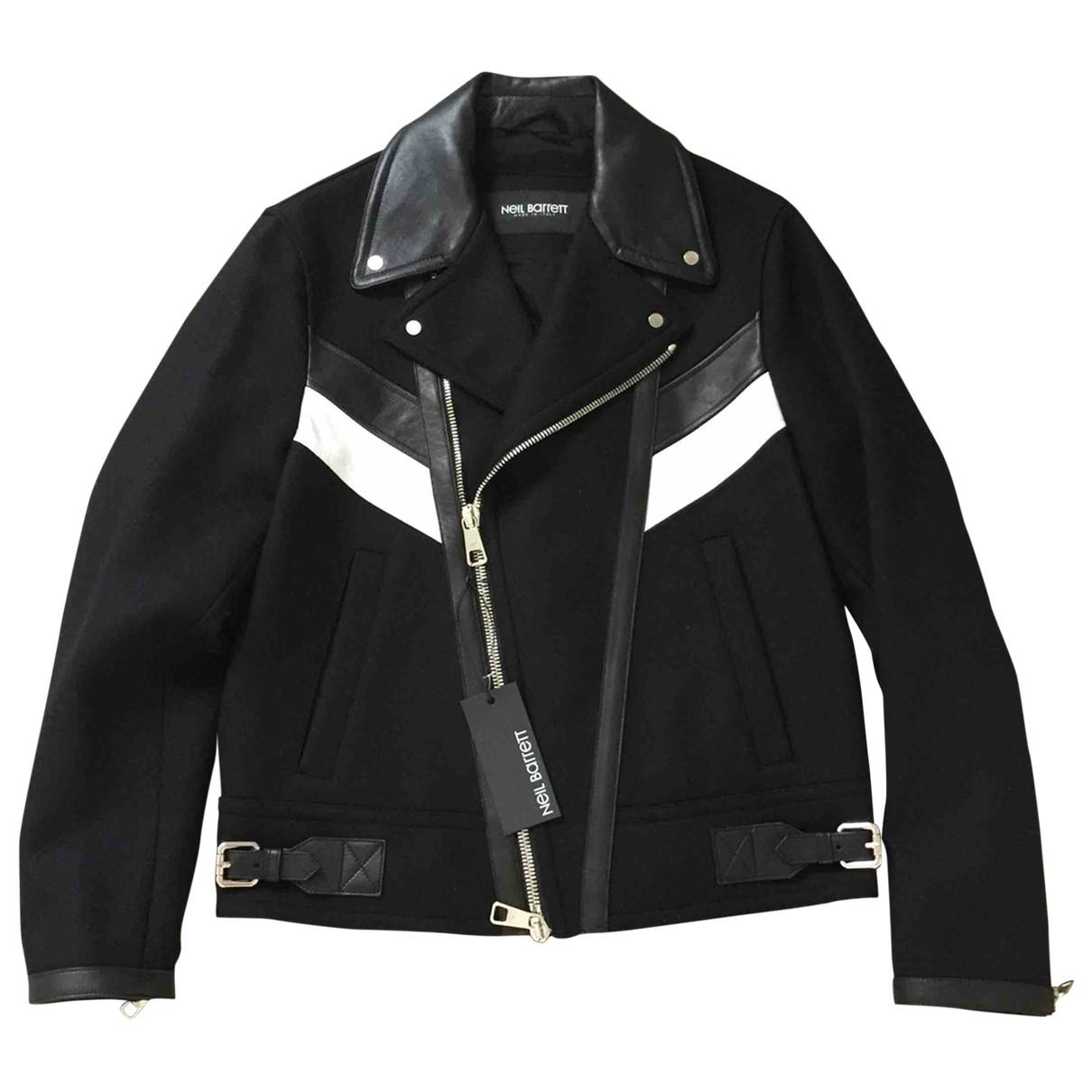 Neil Barrett \N Black Wool jacket  for Men S International