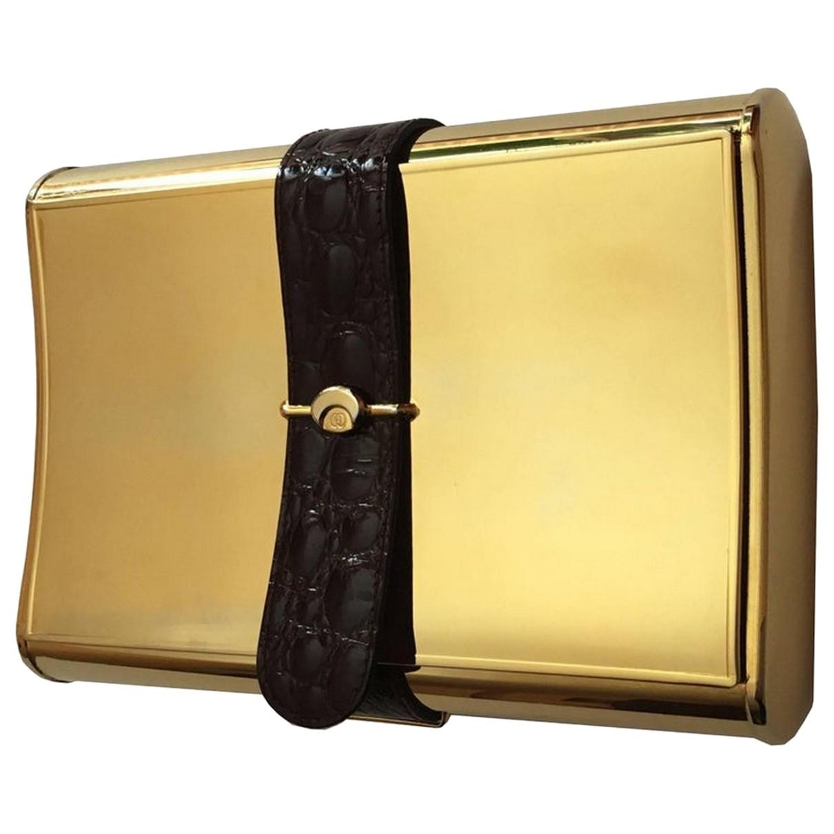 Gucci \N Accessoires und Dekoration in  Gold Metall