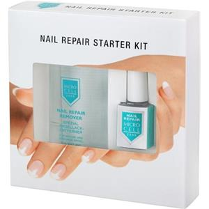 Micro Cell Soin des ongles Nail Repair Starter Kit Coffret cadeau Nail Repair 12 ml + Nail Repair Remover 100 ml 1 Stk.