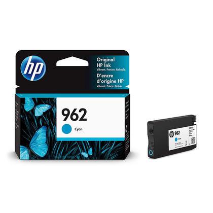 HP 962 3HZ96AN#140 Original Cyan Ink Cartridge