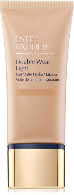Double Wear Light Soft Matte Hydra Makeup SPF10 - 2W1 Dawn (light medium w/ warm peach undertones)