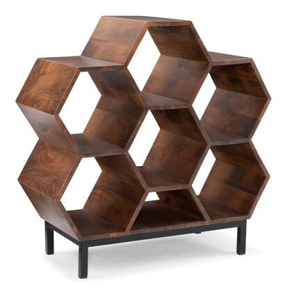 D1263A19 Coram Collection Bookshelf in