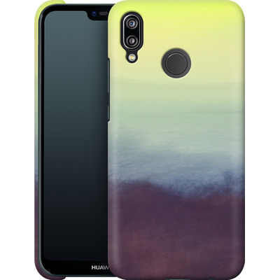 Huawei P20 Lite Smartphone Huelle - Sea and Sky von Joy StClaire