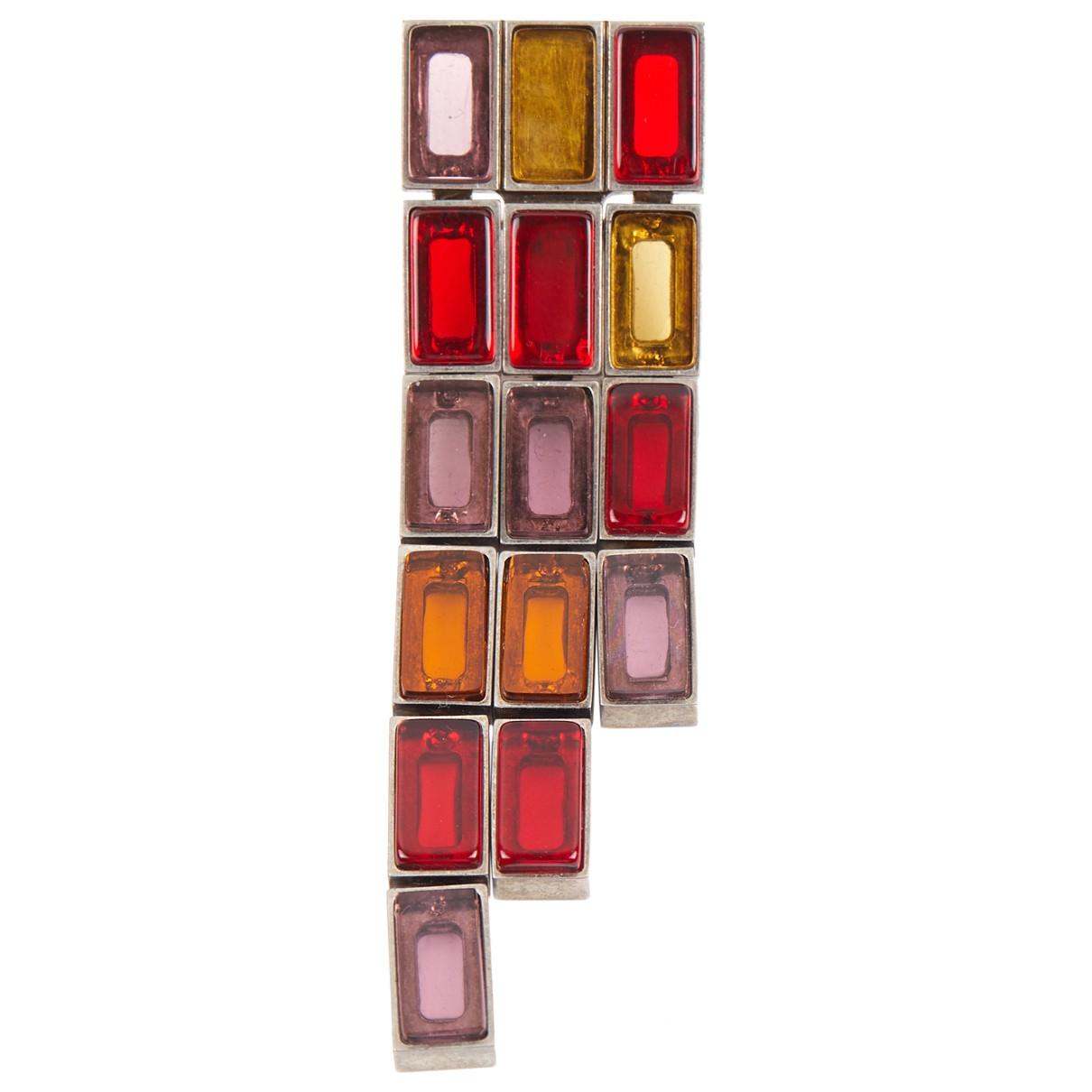 Celine - Boucles doreilles   pour femme en metal - multicolore