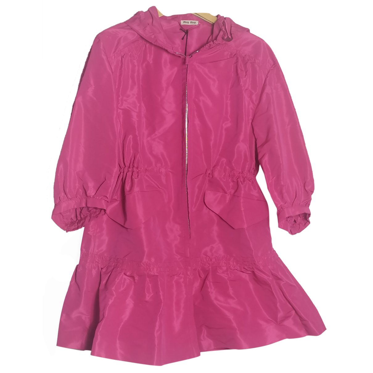 Miu Miu N Pink jacket for Women 42 IT