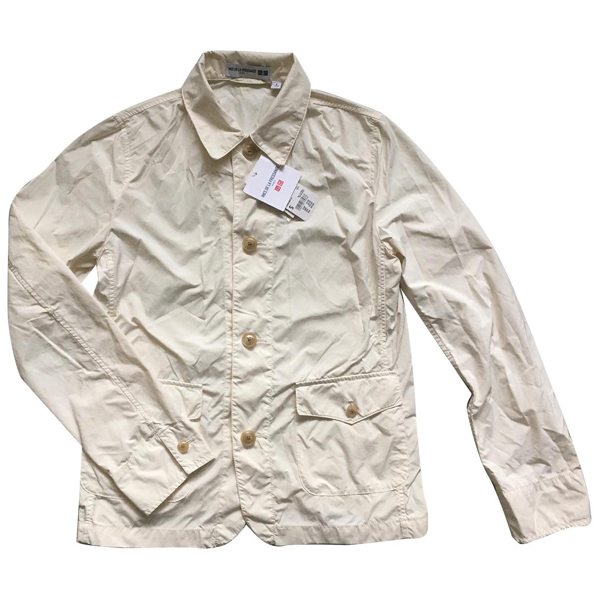 Uniqlo \N Ecru jacket for Women 36 FR