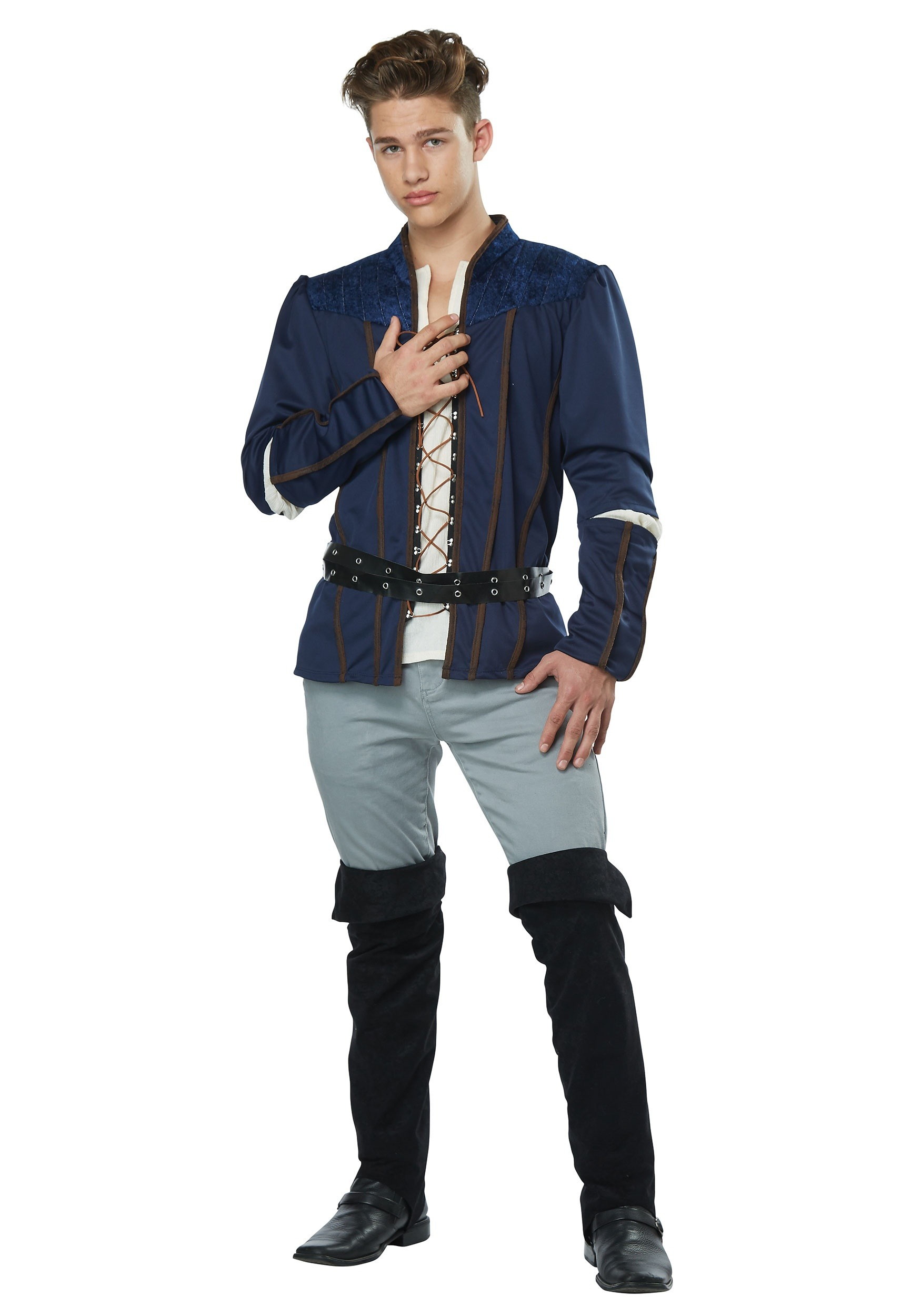 Romeo Costume for an Adult