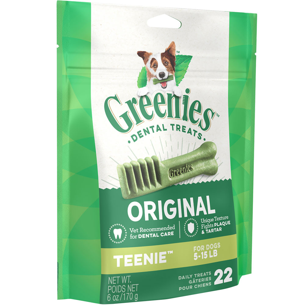 Greenies - Teenie 6oz (22 Bones)